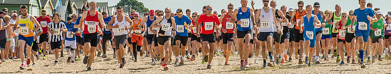 Mersea Island Athletics Races